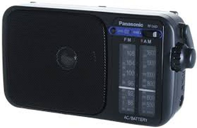 Panasonic - Radio portable AM/FM RF2400