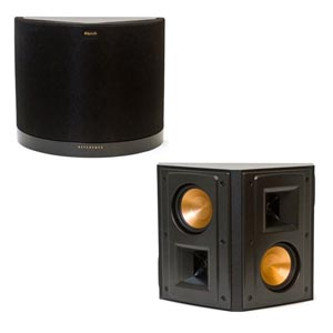 Klipsch Reference II - Enceinte Surround RS42II