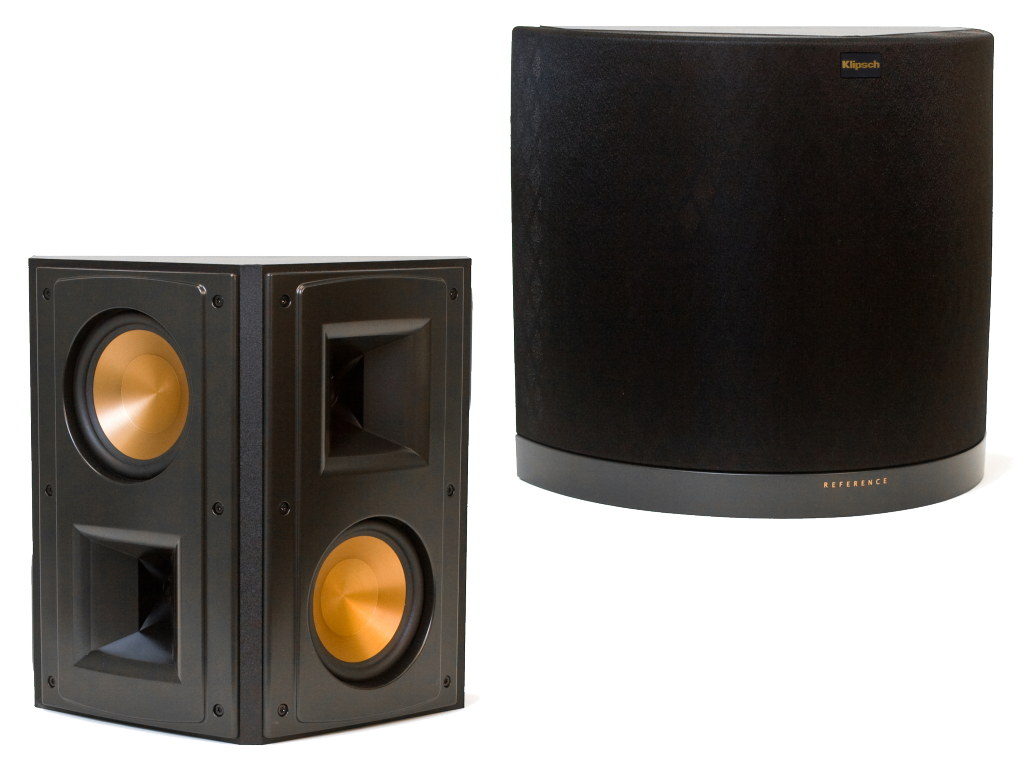 Klipsch Reference V - Enceinte Surround RS52II