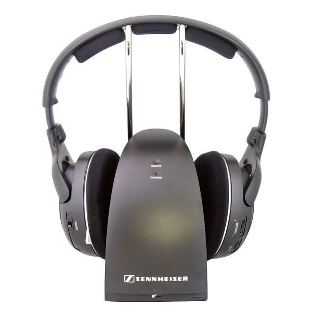 sennheiser casque sans fil rechargeable hautes fr quences rs135 vendre lalibert. Black Bedroom Furniture Sets. Home Design Ideas