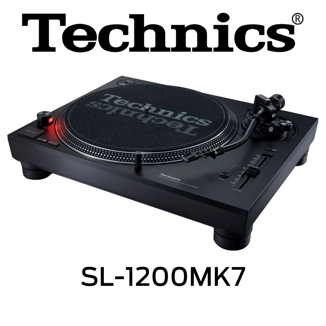 Technics - Table tournante SL1200MK7