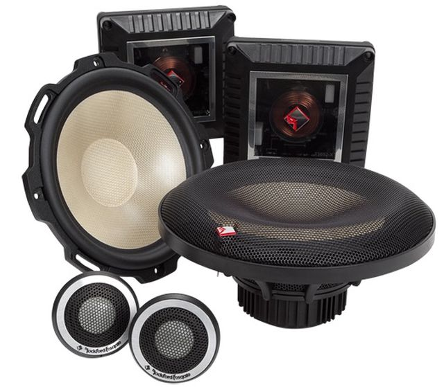 RockFord Fosgate - Haut-parleur POWER 6.5