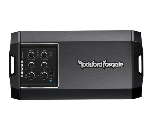 RockFord Fosgate - Amplificateur POWER 4 canaux Ultra-compact