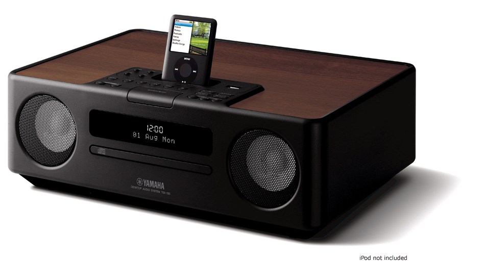 Station d'accueil Yamaha pour iPod/iPhone