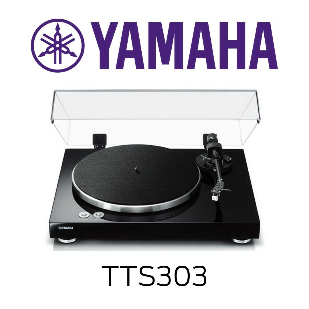 Yamaha - Table tournante TTS303