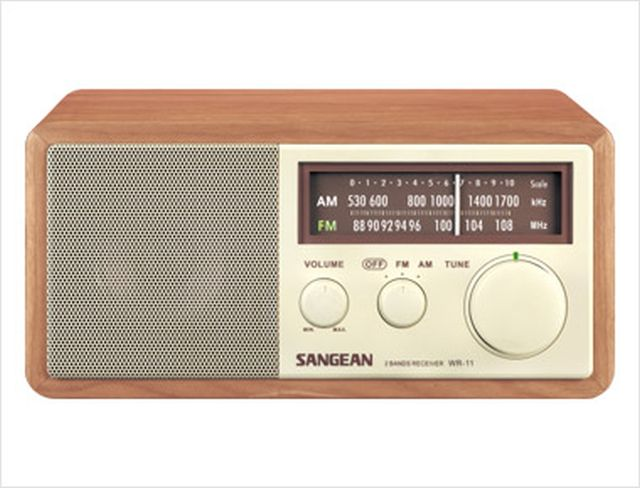 Sangean - Radio portative AM/FM haute performance