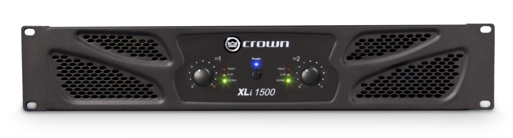 Crown - Amplificateur XLI 1500
