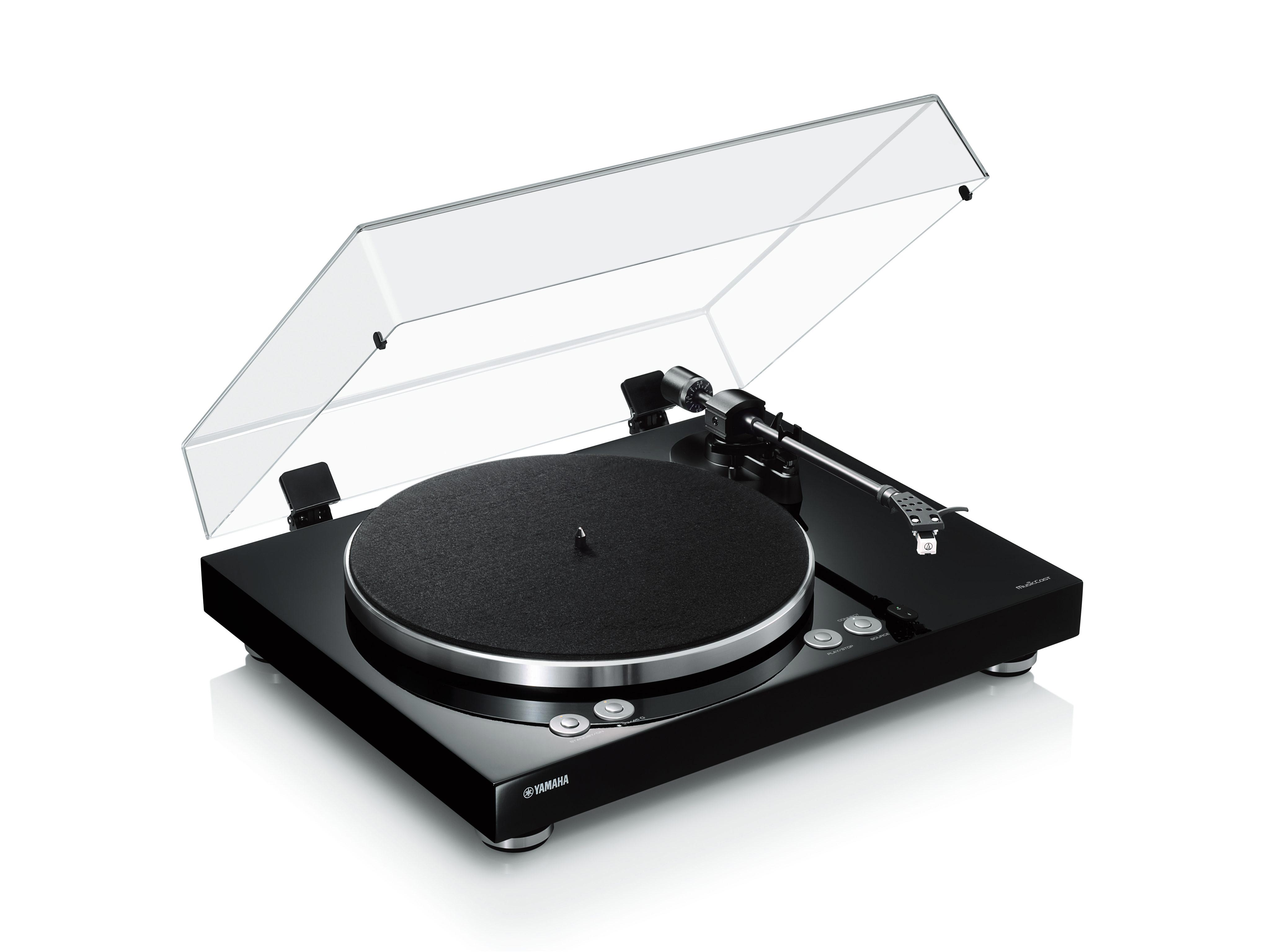 Yamaha - Table tournante WIFI MusicCast VINYL 500 TTN503