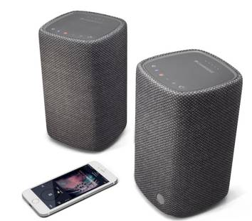 Cambridge audio - Enceinte Bluetooth Stéréo portable