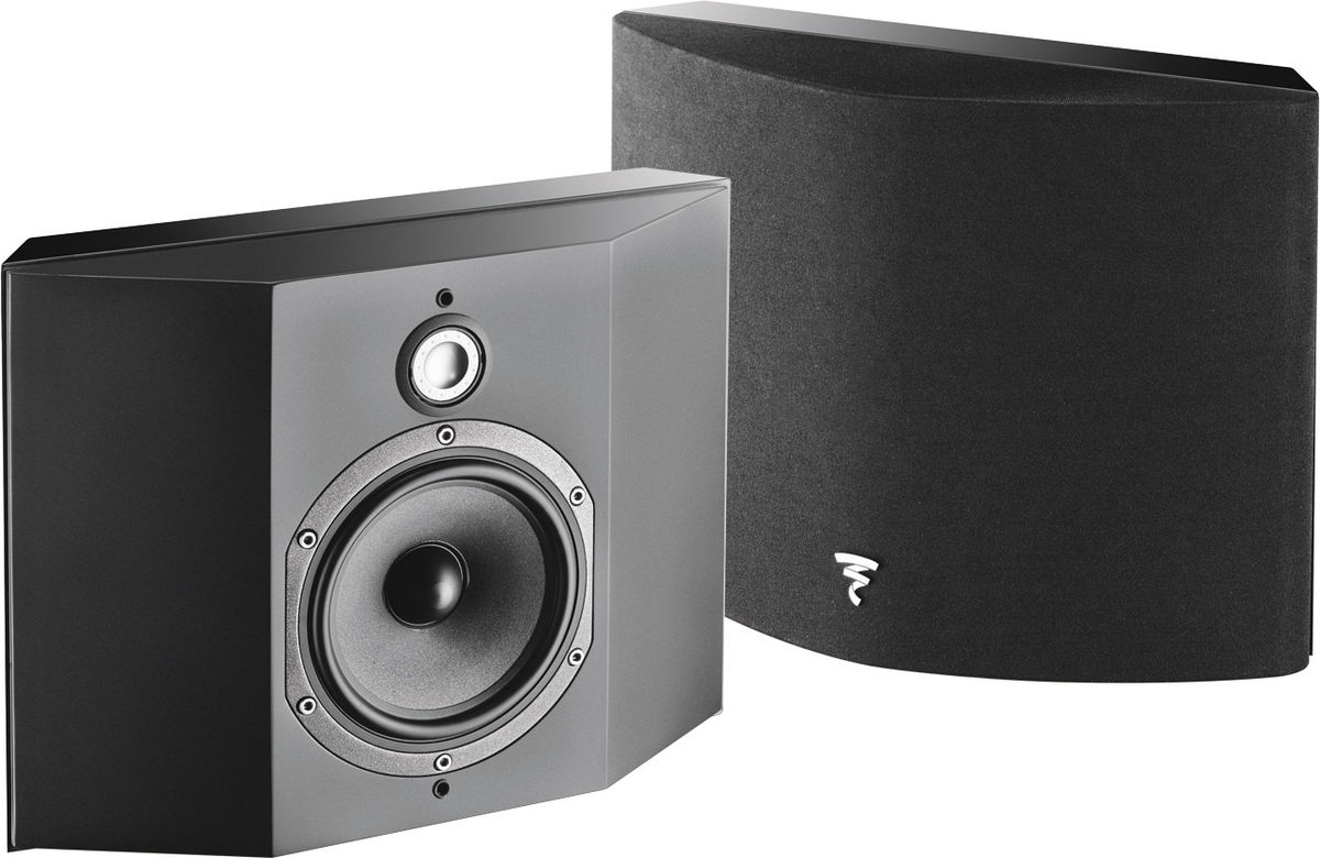 Focal - Enceinte surround 2 voies closes