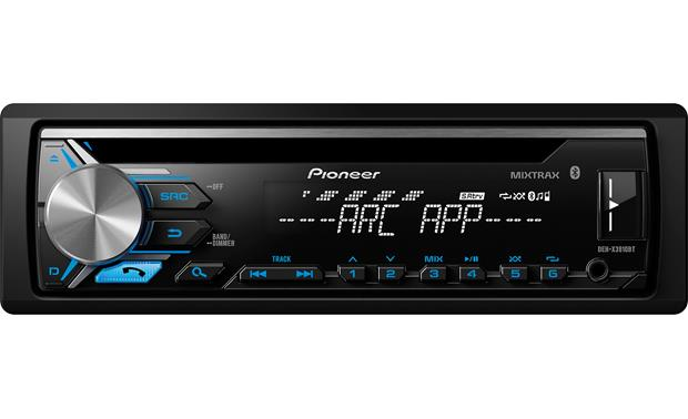 Pioneer - Radio CD numérique Bluetooth DEHX3910BT