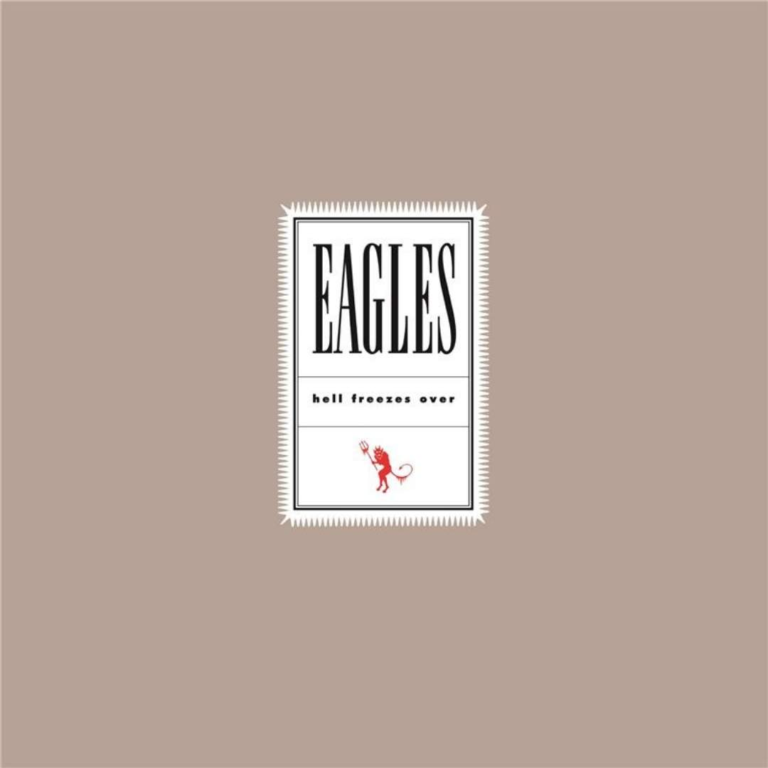 The Eagles Hell Freezes Over (1994) (2LP)