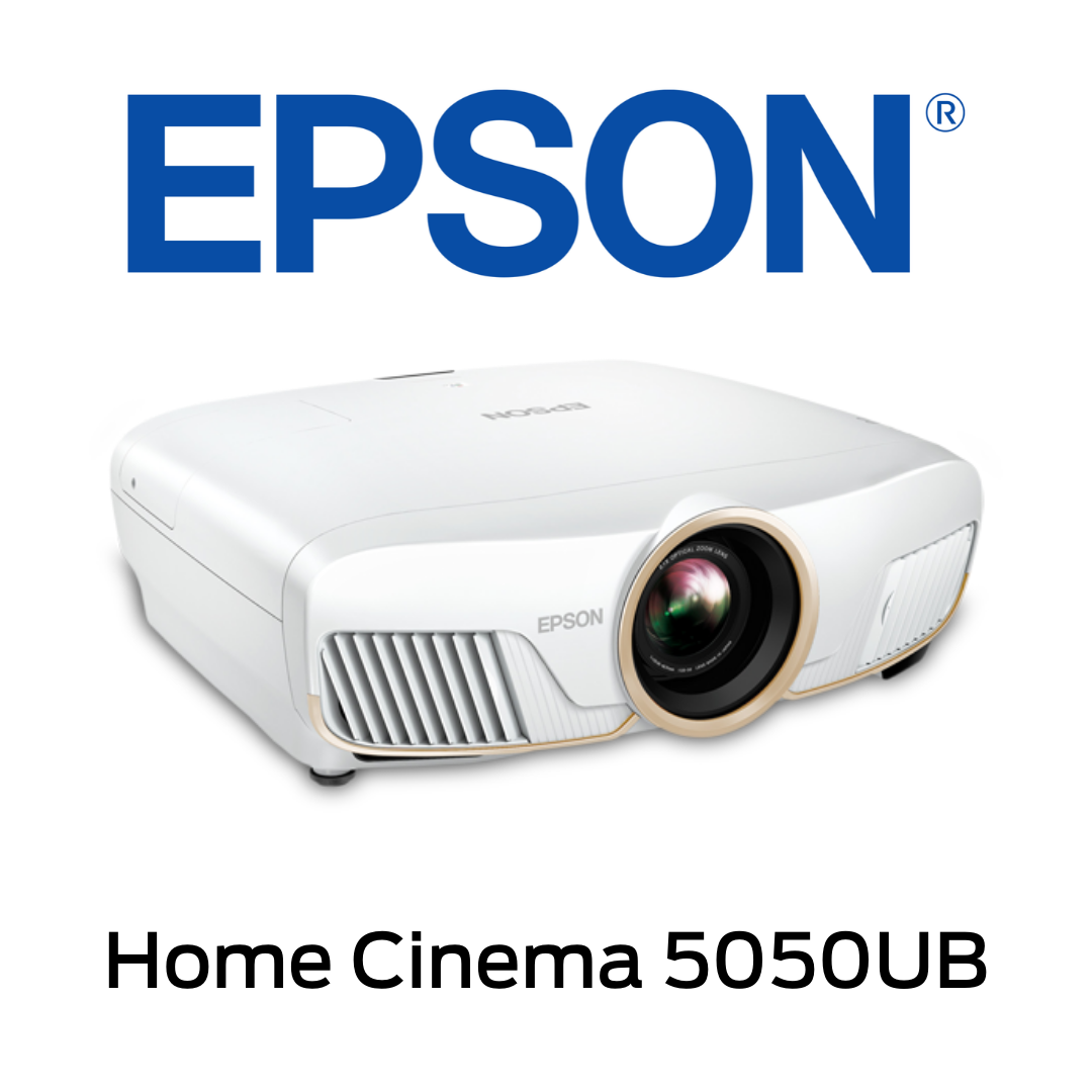 EPSON - Projecteur 4K PRO-UHD Home Cinema 5050UB