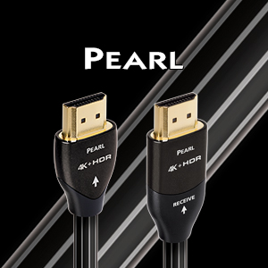 AudioQuest - Câble HDMI Pearl 1m (3,4') HDMIPEA01