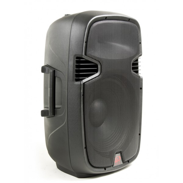 Pro Audio - Haut-parleur amplifié de 15'' Bluetooth