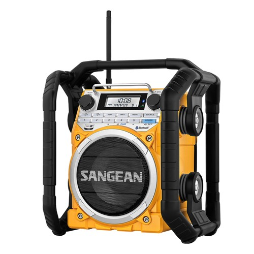 Sangean - Radio de chantier Bluetooth AM/FM U4