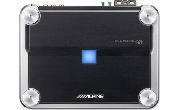 ALPINE - Amplificateur 5 Canaux PDX5M